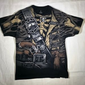 WALT DISNEY WORLD PIRATES OF THE CARIBBEAN T shirt
